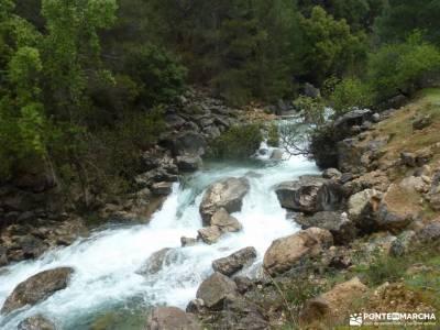 Parque Natural Cazorla-Sistema Prebético;monasterio del paular calblanque san sebastián de los rey